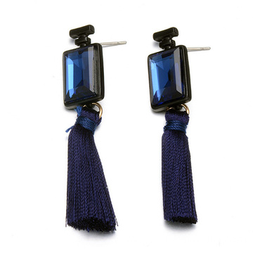 Tassel Drop Earrings For Girl Accessories Wholesale Wedding