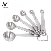 Best Price for for Measuring Tools Dry Liquid Ingredient Measuring Spoon Set export to Zambia Factories