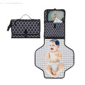 Hot Selling Portable Waterproof Baby Changing Pad