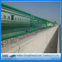 China supplier OEM for Carbon Steel Expanded Net Highway Road Expanded Protecting Fence supply to Trinidad and Tobago Importers