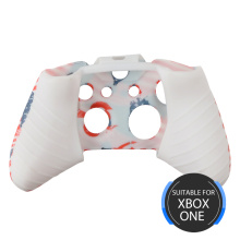 Water Transfer Printing XBOX One Silicon Skin