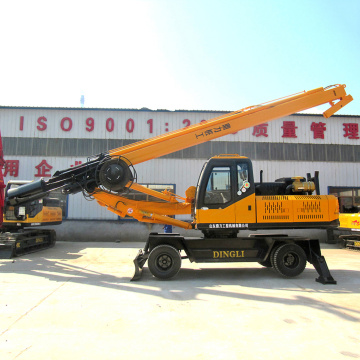 Small Geotechnical Investigation Drill Rig Machine