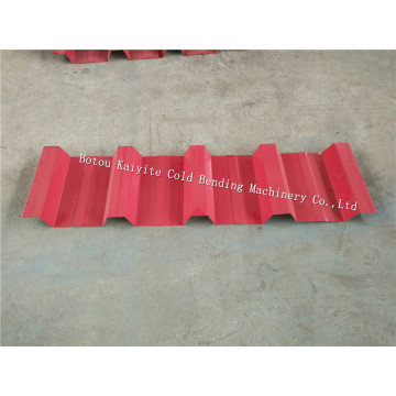 Colorful Steel Two Layer Roof Roll Forming Machine