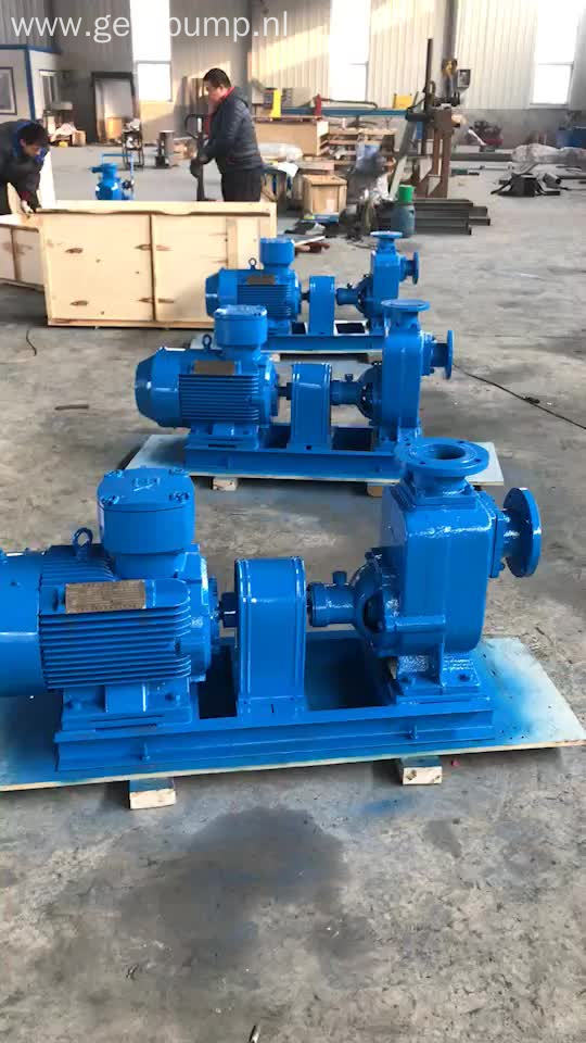 CYZ series self priming explosion-proof corrosion resistant sea water centrifugal pump