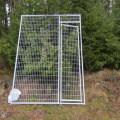large outdoors strong dog kennel panel