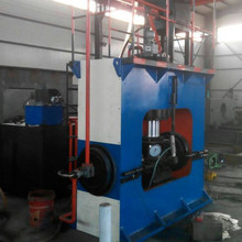 Straight Carbon Steel Tee Cold Forming Machine