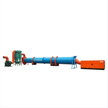 High Quality Drum Dryer for Wood Chips