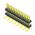1.27mm Pitch Single Row Double Plastic Connector