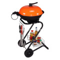 S Shape Electric Grill Barbecue