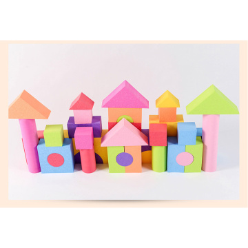 soft foam toy building blocks for kids education