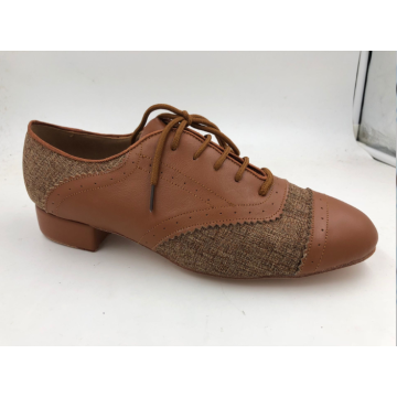 Wide fit dance shoes for mens