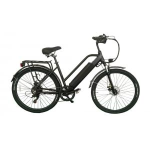 Lithium electric bicycle with switch horm