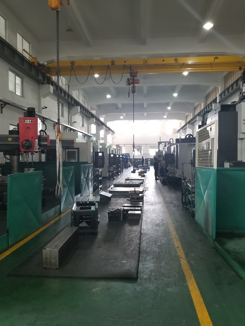 Semi-automatic Coffee Machine Plastic Shell Mould Workshop