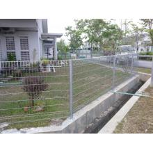 Welded Wire Mesh Fence Panels