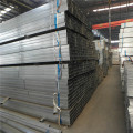 GI pipe Myanmar hot dipped galvanized square pipe