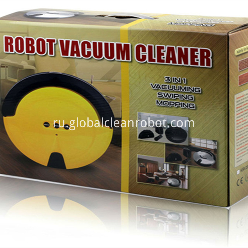 Self-Charging Floor Cleaner Robotic Vacuum Cleaner