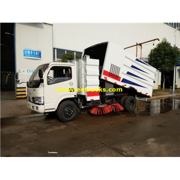 Dongfeng 6000 Litres Street Sweeper Vehicles