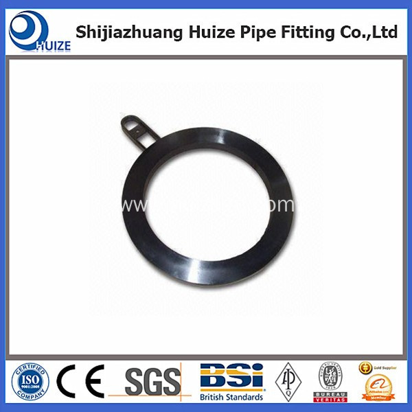 CS Flange Spade and Spacer