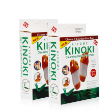 Fast Delivery for Kinoki Detox Foot Pads 100% Nature Body Quality Detox Foot Patch supply to Malta Manufacturer