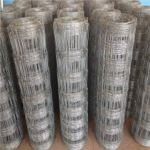 6ft height galvanized cattle farm land wire mesh fence