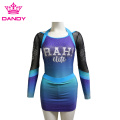 Cut û Sewn Outletek Cheerleader Sublimated Blue