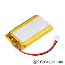 High Efficiency Factory for Lipo Battery 502030 lipo rechargeable battery 3.7v  for MP3/MP4 supply to Armenia Factories