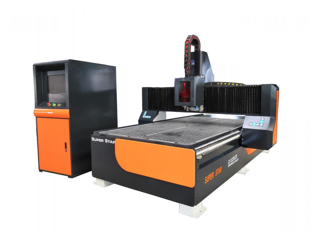 Super Star CCD Contour CNC Cutter