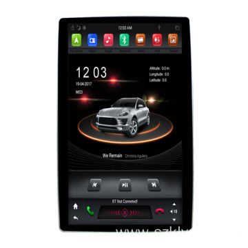 12.8 inch universal PX6 voice contorl Car Multimedia