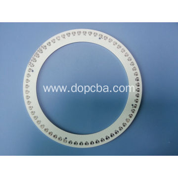 low cost double side HASL aluminum pcb