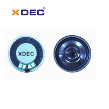 Best Quality for Doorbell Wireless Speakers Neodymium 8ohm 0.5w full range 30mm mylar speaker export to Spain Suppliers