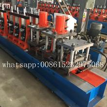 Strong Practicability Palisade Fence Machine