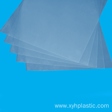 4.5mm Thickness PVC Transparent sheet for Advertisement