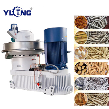 Wood Powder Pellet Making Machinery