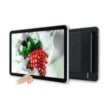 VESA mount 14 inch android tablet with RJ45
