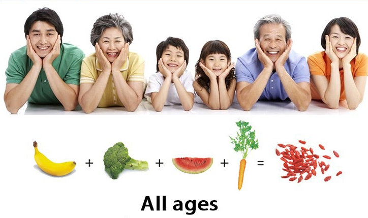 all age can eat
