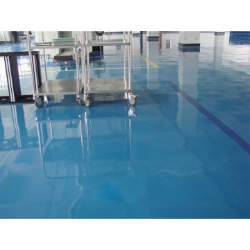 Epoxy self-leveling floor material cost