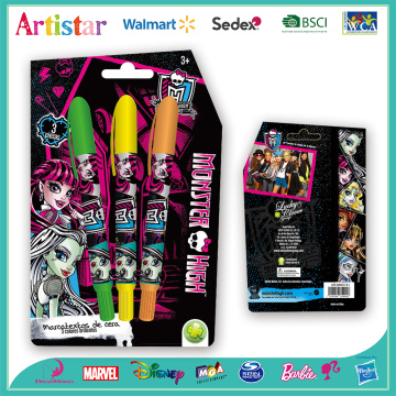 Monster High solid highlighters