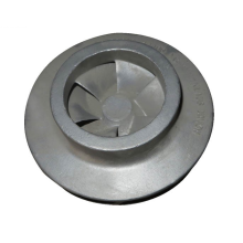 High Quality for Cast Iron Pump Parts Ductile Cast Iron Water Pump Impeller export to Italy Manufacturers