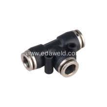 PET Pneumatic Quick Connector Fittings