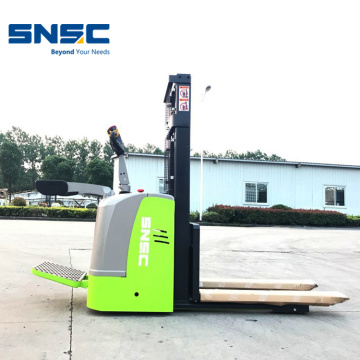 Warehouse machine 2 Ton Counter Balance Stacker