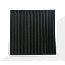 Hot-selling attractive for Plate Primary Filters Folding Activated Carbon Air Filter export to Myanmar Exporter