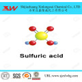 98% Sulfuric acid PH