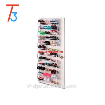 Over the door hanging shoe rack 100 pair shoe rack