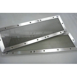 EMI shielding Honeycomb vent panel