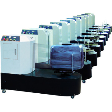 Short Lead Time for for Offer Luggage Wrapper,Airport Luggage Wrapping Machine,Luggage Packing Machine From China Manufacturer CE Approved Machine Pallet Wrap Machine supply to Lao People's Democratic Republic Supplier