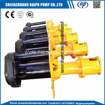 S42 rubber vertical pump
