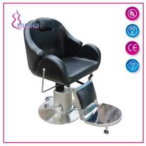 New Delivery for White Barber Chair Modern Leather Salon Beauty Chairs supply to Italy Factories