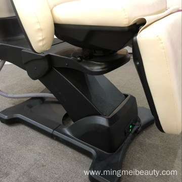 Luxury Electric  hair washing salon shampoo chair