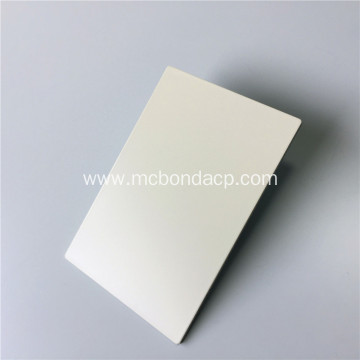 Aluminum Facade Panel MC Bond ACP