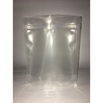 Stand Up Pouch Transparent Doypack